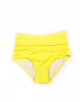 Плавки от купальника-бандо Samegame 132 желтые 1038-1
