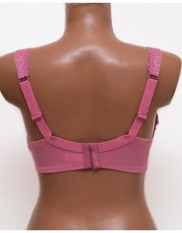 Бюстгальтер без косточек Sofelinna 8416 розовый K5259-1