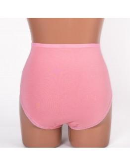 Трусики женские хлопок MDL 785 розовые k3399-4